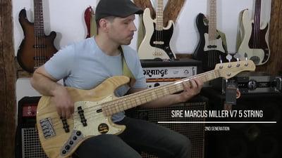 Marcus Miller V7 Swamp Ash-5