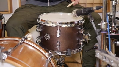 DW PDP 12x08 Dry Maple