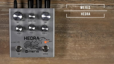 Meris Hedra Pitch-Shifter
