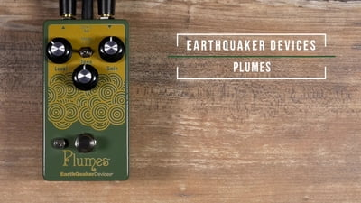 EarthQuaker Devices Plumes Signal Shredder