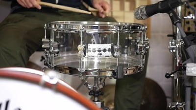 DW PDP 14x06 Chad Smith