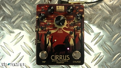 KMA Audio Machines Cirrus Delay and Reverb
