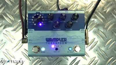 Wampler Terraform Modulator