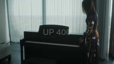 Gewa UP 400G Black Digital Piano
