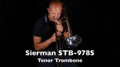 Sierman STB-978S Bb/F-Tenorposaune