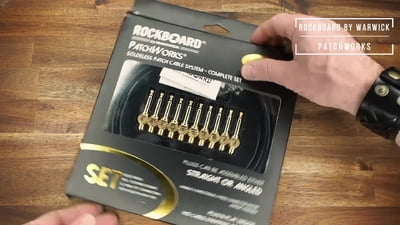 Rockboard PatchWorks Solderless Patch Cable