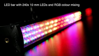 Giga Bar 240 LED RGB 30