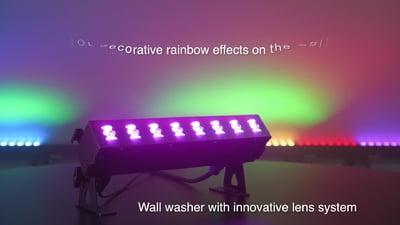 Varytec Rainbow Bar 8
