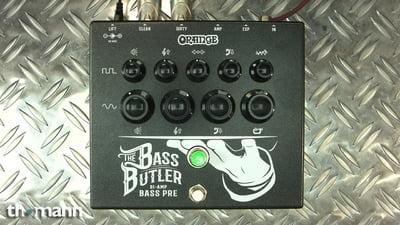 Orange Bass Butler