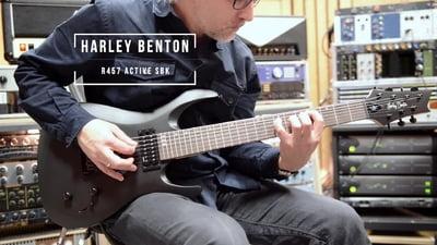 Harley Benton R-457