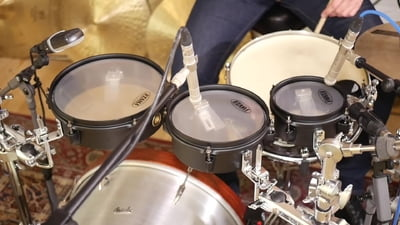 Tama 10x3 Metalworks Effect Snare