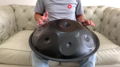 Harmonic Art Handpan Master 8 Hitzaz D