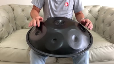 Harmonic Art Handpan Master 8 Melog-Selisir F
