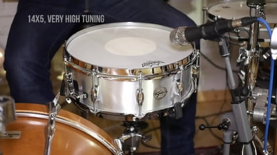 Gretsch Grand Prix Snare Drum