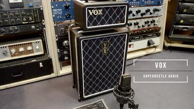 Vox Mini Superbeetle Audio