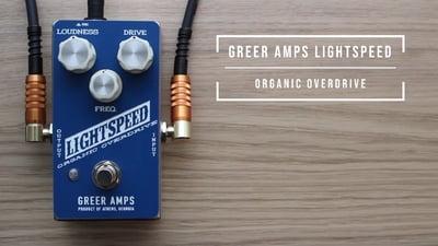 Greer Amps Lightspeed
