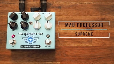 Mad Professor Supreme Dual Overdrive