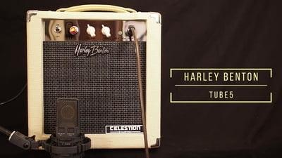 Harley Benton TUBE5 Celestion