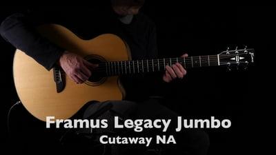 Framus Legacy Jumbo Cutaway NA