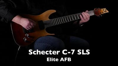 Schecter C-7 SLS Elite AFB