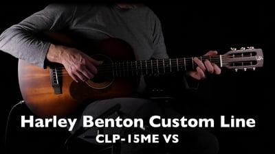 Harley Benton Custom Line CLP-15ME VS