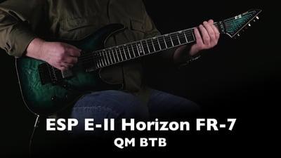 ESP E-II Horizon FR-7 QM