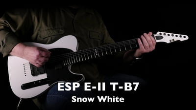 ESP E-II T-B7 Baritone SW