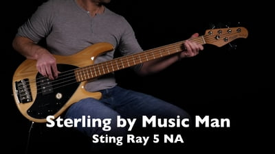 Sterling by Music Man Sting Ray 5 NA