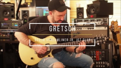 Gretsch G2210 Streamliner Junior Jet Club
