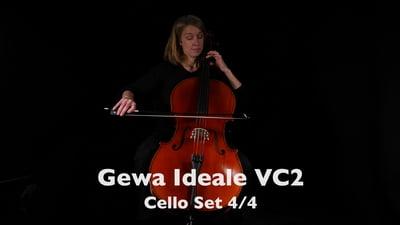 Gewa Ideale VC2 Celloset 4/4