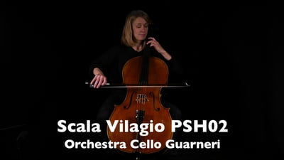 Scala Vilagio PSH02 Orchester Cello Modell Guarneri 4/4
