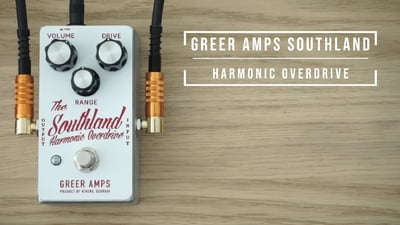 Greer Amps Southland Overdrive