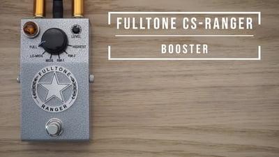 Fulltone CS-Ranger Booster
