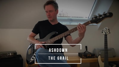 Ashdown The Grail-4 BK