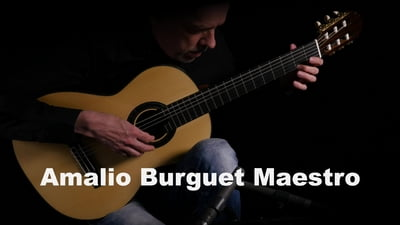 Amalio Burguet Maestro