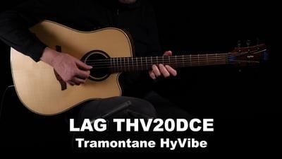 LAG THV20DCE Tramontane HyVibe