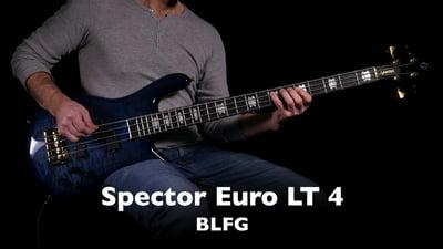 Spector Euro LT 4 BLFG
