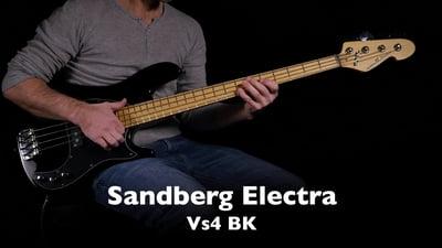 Sandberg Electra Vs4 BK