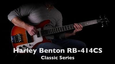 Harley Benton RB-414CS
