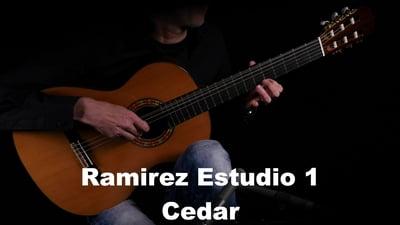 Ramirez Estudio 1 Cedar