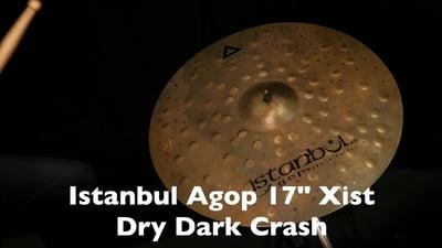Istanbul Agop 17 Xist Dry Dark Crash