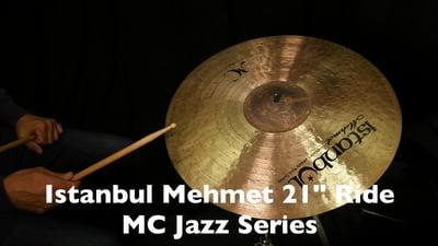 Istanbul Mehmet 21 Ride MC Jazz