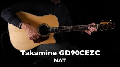 Takamine GD90CEZC-NAT