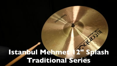 Istanbul Mehmet 12 Splash Traditional