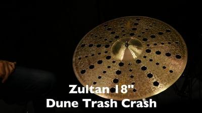 Zultan 18 Trash Crash