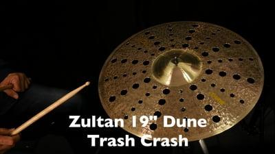 Zultan 19 Trash Crash