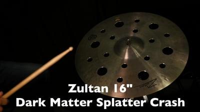 Zultan 16 Splatter Crash