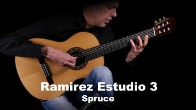 Ramirez Estudio 3 Spruce