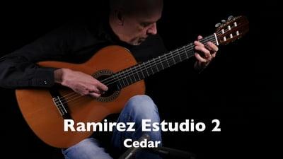 Ramirez Estudio 2 Cedar