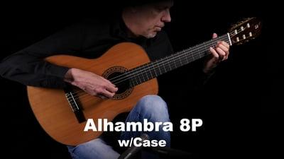 Alhambra 8P w/Case
